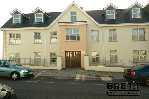 Block of apartments for sale - Fermoy House, Charles Street, Milford Haven, Pembrokeshire. SA73 2JE