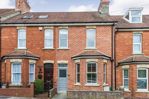 3 bedroom terraced house for sale - Wootton Grove, Sherborne, Dorset, DT9