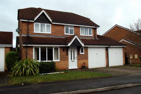 4 bedroom detached house to rent - Northolt Drive, Nuthall