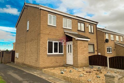 2 bedroom semi-detached house for sale - Milburn Grove, Sothall, Sheffield, S20