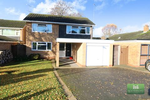 4 bedroom detached house - Fernhill Close, Kenilworth