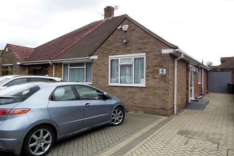 2 bedroom semi-detached bungalow for sale - Fern Lane, Norwood Green
