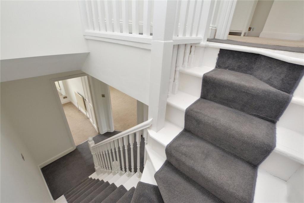 Upper Stairway