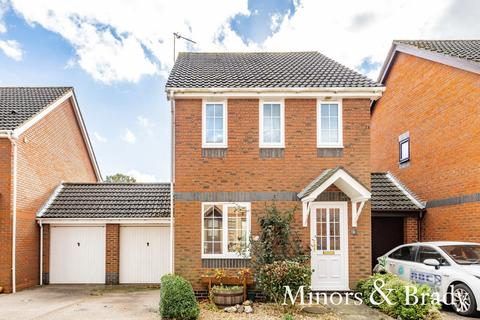 3 bedroom link detached house for sale - Rowton Heath, Dussindale