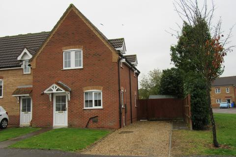 3 bedroom semi-detached house to rent - Blacksmiths Grove, Boston,
