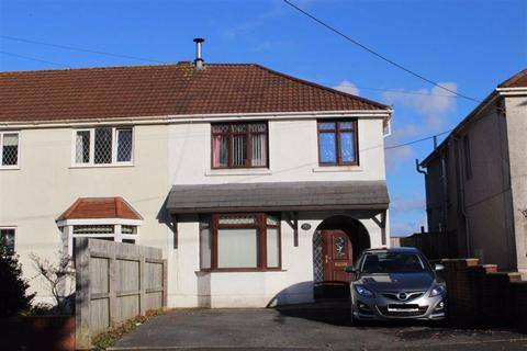4 bedroom semi-detached house for sale - Cecil Road, Gowerton