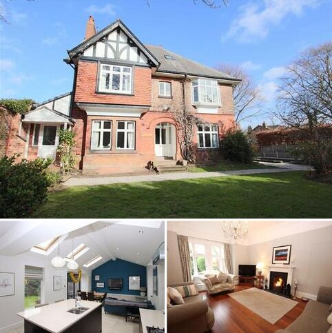 6 bedroom detached house to rent - Park Road, Timperley, Altrincham