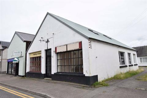 Retail property (high street) for sale - Hill Street, Dingwall, Ross-shire