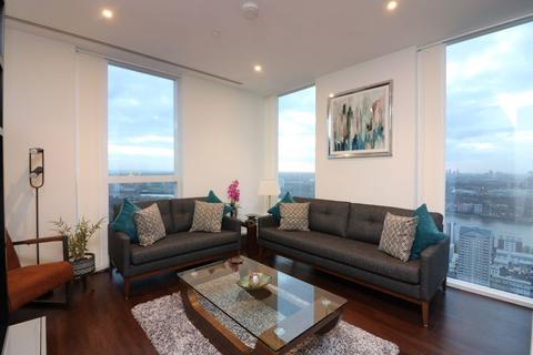 3 bedroom apartment to rent - Maine Tower, South Quay, E14