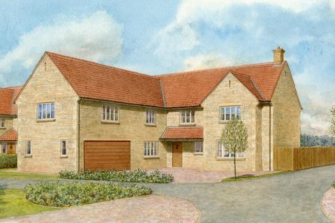 5 bedroom detached house for sale - Plot 2 - Ash House, The Wood Yard, Colsterworth
