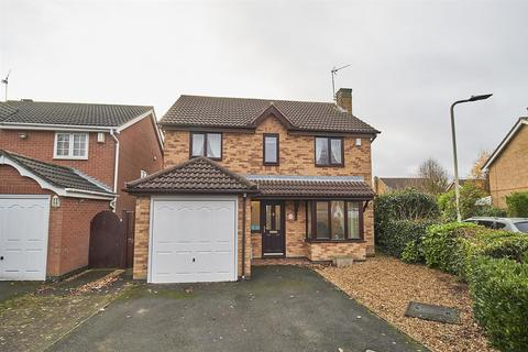4 bedroom detached house for sale - Briarmead, Burbage