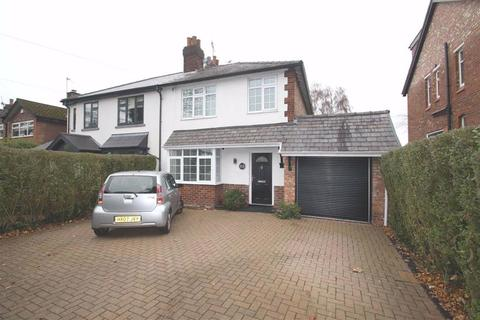 3 bedroom semi-detached house - Altrincham Road, Wilmslow