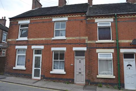 2 bedroom terraced house to rent - Shoobridge Street, Leek, Leek