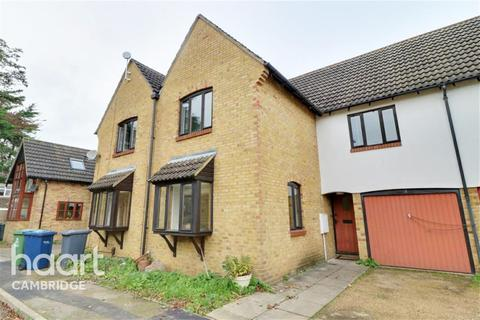 4 bedroom terraced house to rent - Elsworth Place, Cambridge