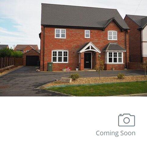 4 bedroom detached house to rent - Brick Kiln Lane Shepshed LE12 9EJ