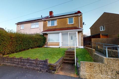 3 bedroom semi-detached house for sale - Bettws Road, Penlan, Swansea, SA5 7AY