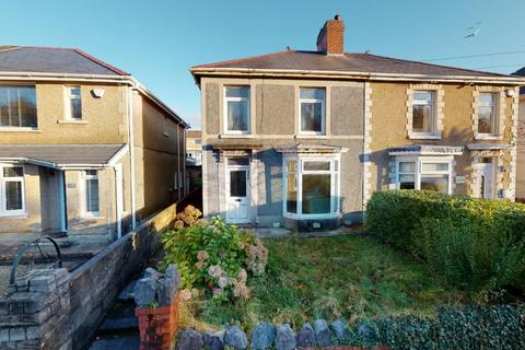 3 bedroom semi-detached house for sale - Jersey Road, Bonymaen, Swansea, SA1 7DN