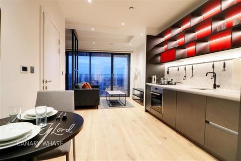 Studio to rent - Corson House, E14