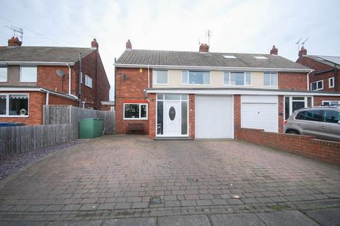 3 bedroom semi-detached house for sale - Burnside, East Boldon