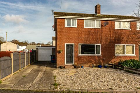 3 bedroom detached house for sale - Cae Gweithdy, Menai Bridge, Anglesey, LL59