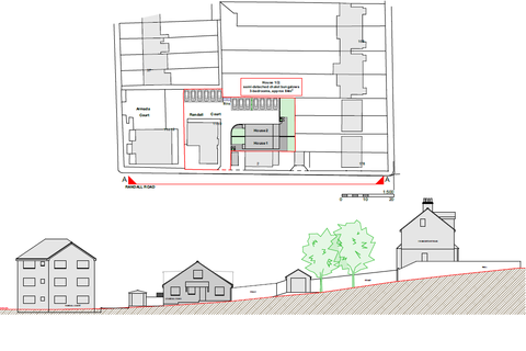3 bedroom property with land for sale - Land at the rear of Maidstone Road