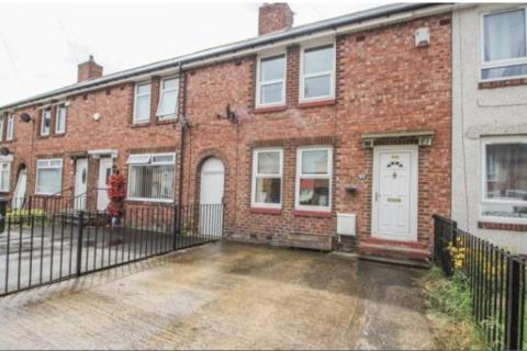 2 bedroom terraced house to rent - Kingston ave, Walker, Newcastle upon Tyne NE6