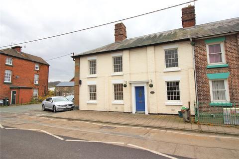 3 bedroom end of terrace house for sale - Waterloo Terrace, Salop Road, Welshpool, Powys, SY21