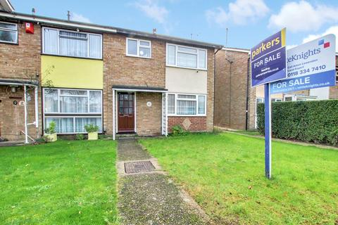 3 bedroom end of terrace house for sale - Byworth Close, Reading, RG2