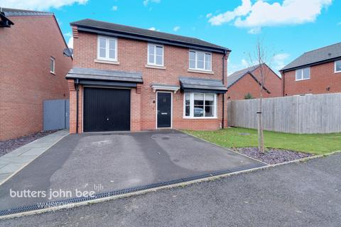 4 bedroom detached house for sale - Hough Street, Winsford