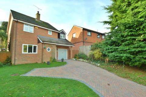 4 bedroom detached house for sale - Corfe Halt Close, Corfe Mullen, BH21 3EH