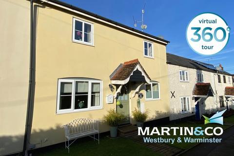 2 bedroom cottage to rent - Brook Street, Warminster