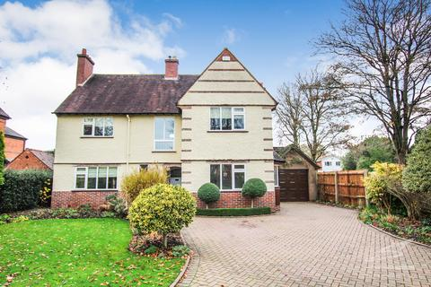 4 bedroom detached house to rent - Vesey Road, Sutton Coldfield, B73 5PB