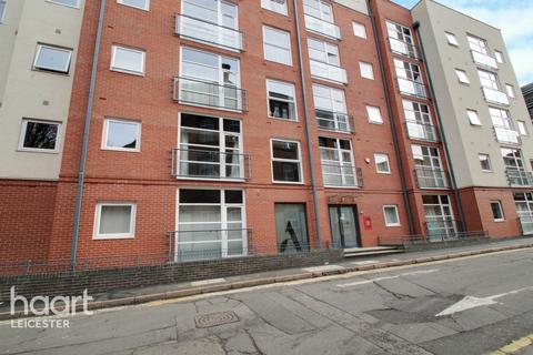 2 bedroom penthouse for sale - 42 Chatham Street, Leicester