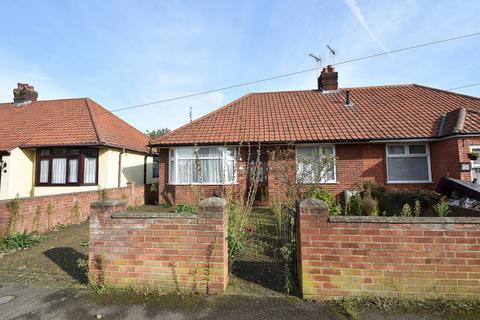 2 bedroom semi-detached bungalow for sale - Corton Road, Ipswich, IP3 9NR