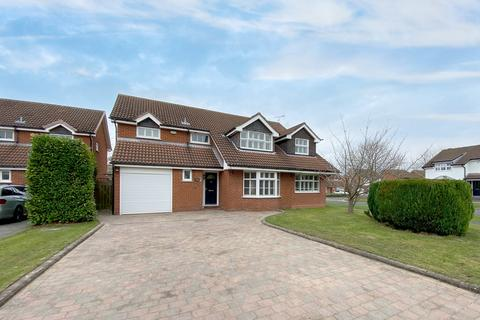 4 bedroom detached house for sale - Finford Croft, Balsall Common, Coventry