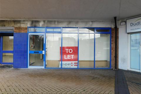 Retail property (high street) to rent - High Street, Lye, Stourbridge, West Midlands, DY9