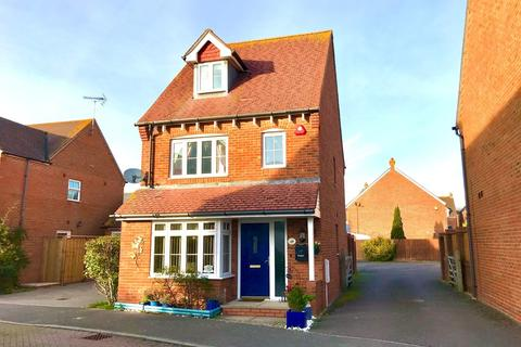 3 bedroom detached house for sale - Wayside Road, Angmering