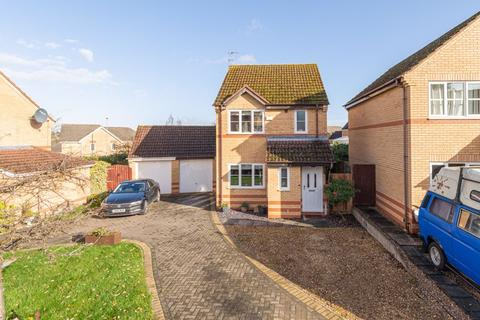 3 bedroom detached house for sale - Horselease Close, Great Oakley