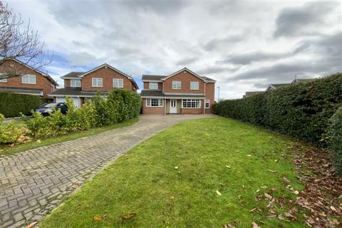 4 bedroom detached house for sale - Dalby Gardens, Sothall, Sheffield, S20 2PH