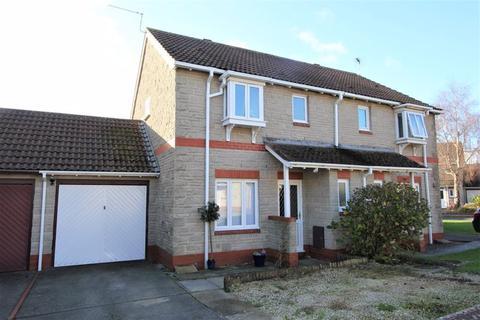 3 bedroom semi-detached house for sale - Llys Dwynwen, Llantwit Major