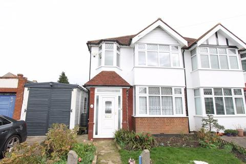 3 bedroom semi-detached house - Burleigh Road, Sutton