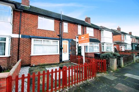 3 bedroom terraced house - Totland Road, Leicester