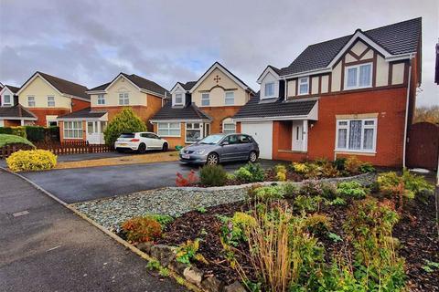 4 bedroom detached house for sale - Megan Close, Gorseinon, Swansea