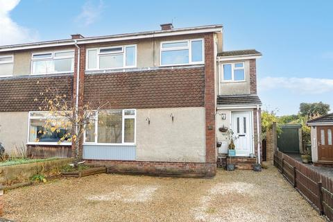 4 bedroom semi-detached house for sale - St. Helens Drive, Wick, Bristol