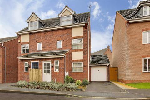 4 bedroom semi-detached house for sale - Burberry Avenue, Hucknall, Nottinghamshire, NG15 7EZ