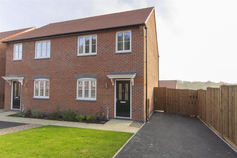 3 bedroom semi-detached house for sale - Plot 157, 8 Emes Road, Wingerworth S42 6GW