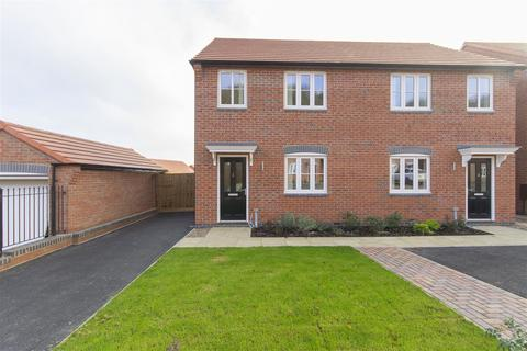 3 bedroom semi-detached house - Curzon Park, Wingerworth, Chesterfield