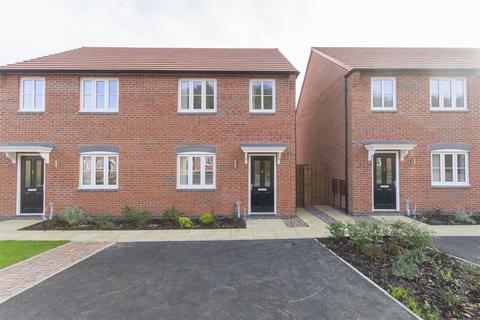 3 bedroom semi-detached house for sale - Plot 159, 4 Emes Drive, Wingerworth, S42 6GW