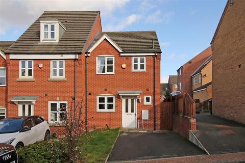 3 bedroom townhouse for sale - Myrtle Crescent, Sheffield