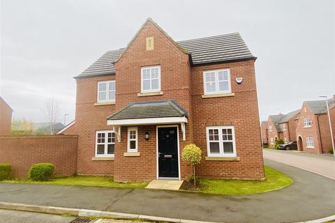 4 bedroom detached house - Harper Close, Winnington Village, Northwich